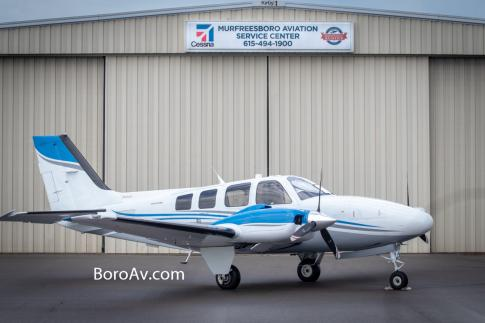 2016 Beech G58 Baron for Sale in Murfreesboro, Tennessee, United States (KMBT)