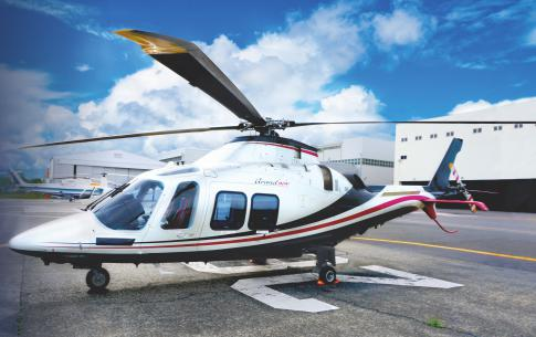 2012 Agusta AW109SP Grand New for Sale in Egelsbach, Hessen, Germany (EDFE)