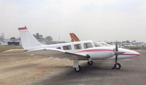 1984 Piper PA-34 Seneca III for Sale in Nairobi, Kenya (HKNW)