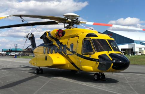 2012 Sikorsky S-92 for Sale in United States