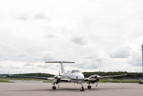 1994 Beech B200 King Air for Sale in Sweden