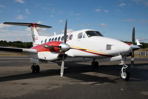 1997 Beech King Air for Sale in Sweden