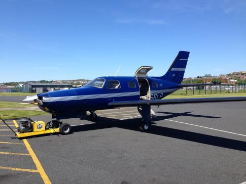 1997 Piper PA-46-350P Malibu Mirage for Sale in United Kingdom