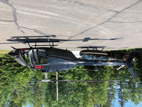 1971 Bell 206/OH-58A+ Kiowa for Sale in St-Mathieu de Beloeil, Quebec, Canada (CSB3)