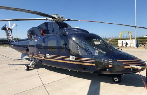 2008 Sikorsky S-76C++ for Sale in Germany