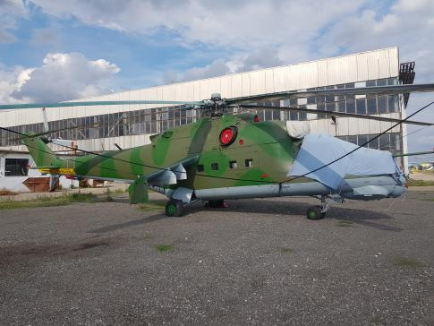 1984 Mil MI-24 for Sale in Sofia, Bulgaria