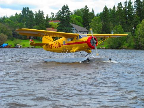 1948 Noorduyn Aviation Norseman Mk.VI for Sale in Ignace, Ontario, Canada (CZUC)