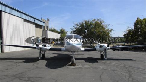 1980 Cessna 414A Chancellor for Sale in Washington, United States