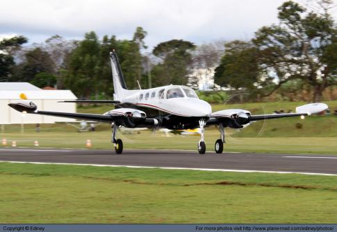 1977 Cessna 340A for Sale in MARINGA, Brazil (SBMG)