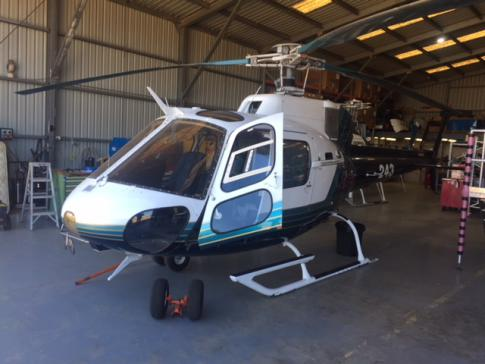 1979 Eurocopter AS 350D Ecureuil for Sale in COOTAMUNDRA, NSW, Australia (YTCM)