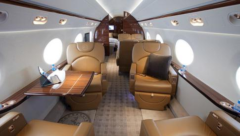 2015 Gulfstream G450 for Sale in Shanghai, China