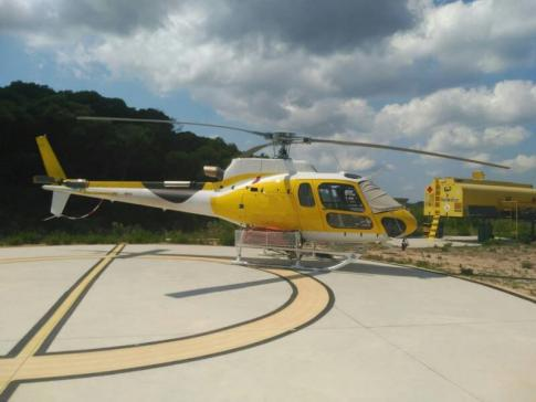 2018 Eurocopter AS 350B3e Ecureuil for Sale in Spain