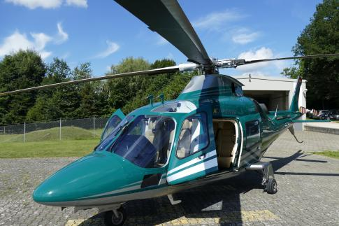 2002 Agusta A109E for Sale in Munich, Bavaria, Germany (EDML)