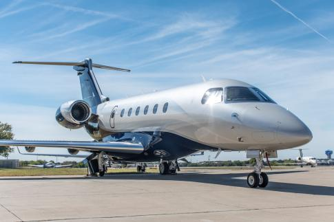 2015 Embraer Legacy 500 for Sale in Dallas, Texas, United States