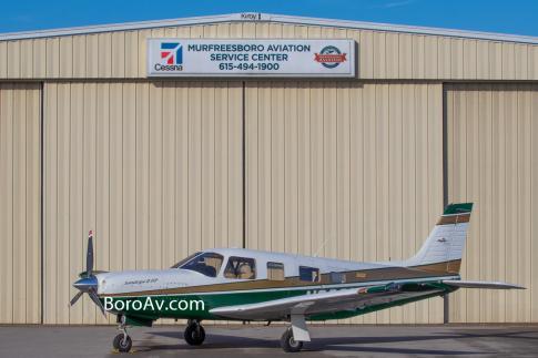 2000 Piper PA-32R-301 Saratoga II-HP for Sale in Murfreesboro, Tennessee, United States (KMBT)
