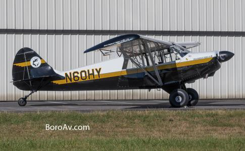 2002 Aviat Aircraft Inc. A-1B Husky for Sale in Murfreesboro, Tennessee, United States (KMBT)