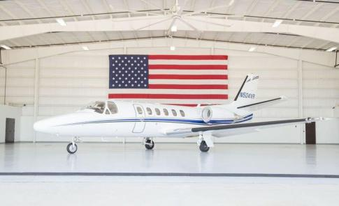 2005 Cessna 550 Citation Bravo for Sale in United States