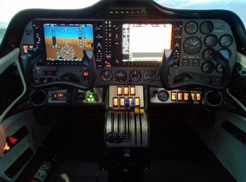2014 Tecnam P2006T for Sale in Italy