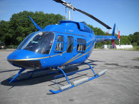 1995 Bell 206L4 LongRanger IV for Sale in Norrtälje, Sweden (ESSN)