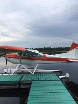 1966 Cessna 185E for Sale in Quebec, Canada