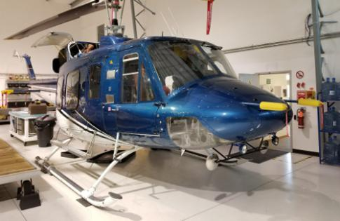 1972 Bell 212 for Sale in Canada