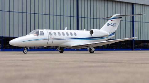 2010 Cessna Citation CJ3 for Sale in Germany