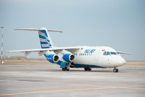 1997 BAe RJ85 Avro for Sale in Kyrgyzstan