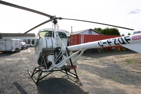 1995 Schweizer 269C-1 for Sale in St-Mathieu de Beloeil, Quebec, Canada (CSB3)