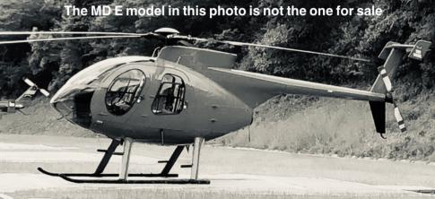 1990 McDonnell Douglas MD-500E for Sale in United States