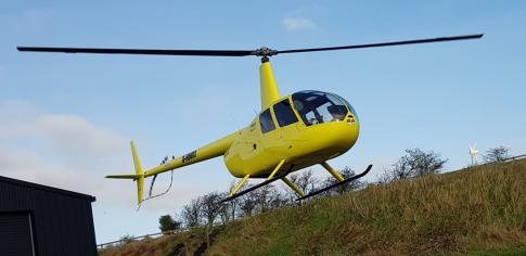 2008 Robinson R-44 Raven II for Sale in Belfast, United Kingdom
