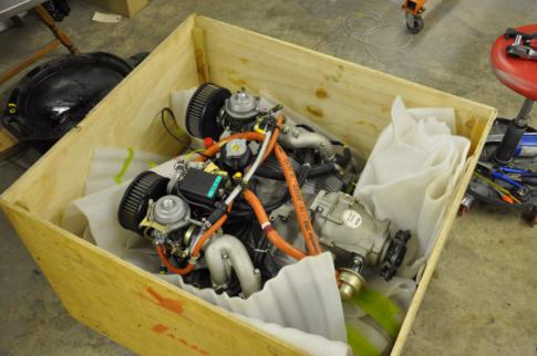 MOTEUR ROTAX 912 ULS 100 CHEVAUX