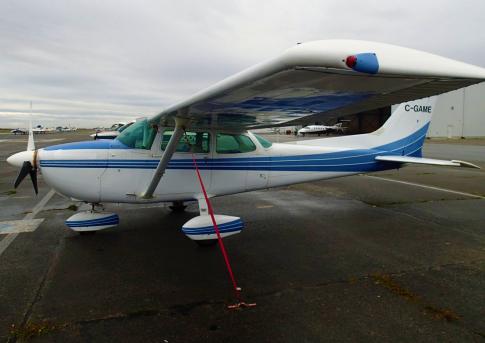 1974 Cessna 172M for Sale in DELTA, British Columbia, Canada (CZBB)