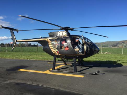 1981 Hughes 500D for Sale in New Zealand
