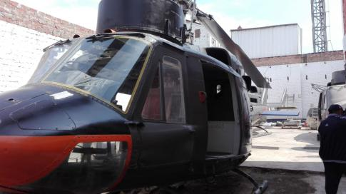1978 Bell 212 for Sale in Peru