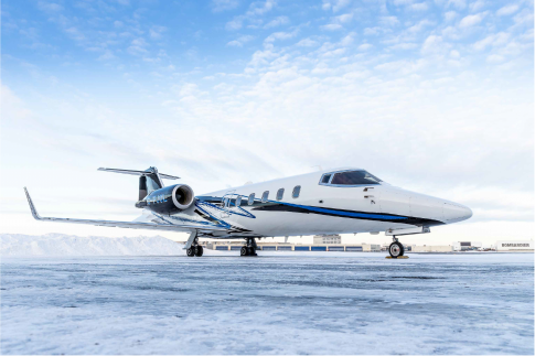 2010 Learjet 60-XR for Sale in Montreal, Canada