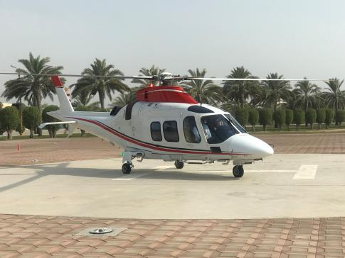 2006 Agusta AW109S Grand for Sale in Italy