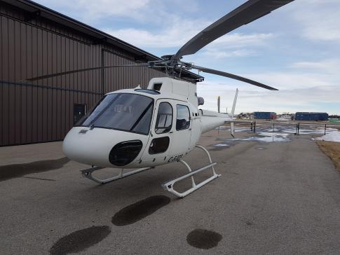 2013 Eurocopter AS 350B3e Ecureuil for Sale in Calgary, Alberta, Canada