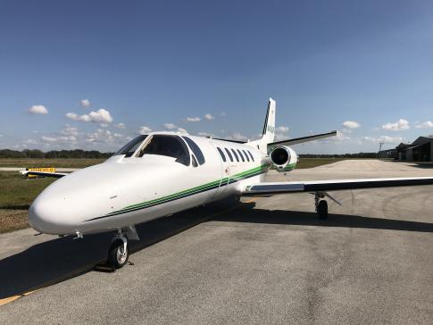 1990 Cessna 550 Citation II for Sale in Orlando, Florida, United States (KSFB)
