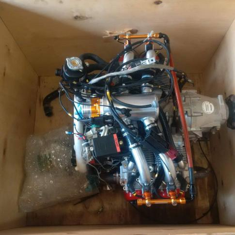 ROTAX 914 UL2 TURBO 115 HP ENGINE in United Kingdom
