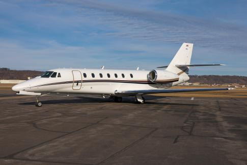2007 Cessna 680 Citation Sovereign for Sale in Minnesota, United States