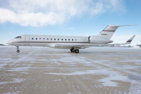 2003 Bombardier BD-700 Global Express for Sale in Wisconsin, United States