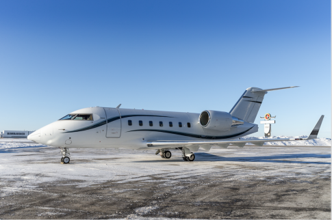 2001 Bombardier CL-604 Challenger 604 for Sale in United States