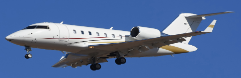 2014 Bombardier Challenger 605 for Sale in Canada