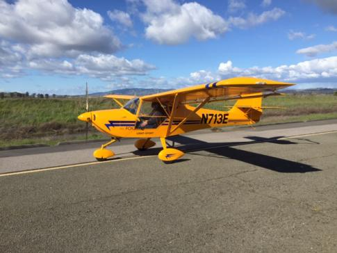 2008 Aeropro Eurofox for Sale in Novato, California, United States (KDVO)