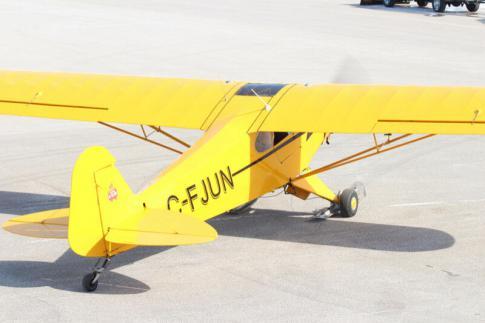 1946 Piper PA-11 Cub Special for Sale in Cambridge, Ontario, Canada (CYKF)