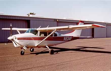1966 Cessna T210F Centurion for Sale in Mesa, Arizona, United States (FFZ)
