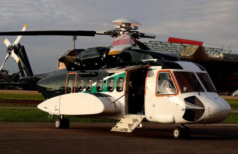 2011 Sikorsky S-92 for Sale in Brazil