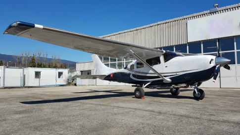 2009 Cessna T206H Turbo Stationair for Sale in Austria