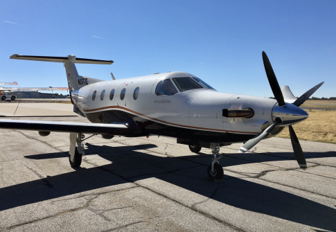 2000 Pilatus PC-12 for Sale in Salt Lake City, Utah, United States (SLC)