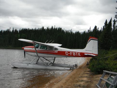1972 Cessna 180H Skywagon for Sale in Amos, Quebec, Canada (CYEY)